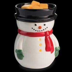 Frosty Illumination Wax Warmer